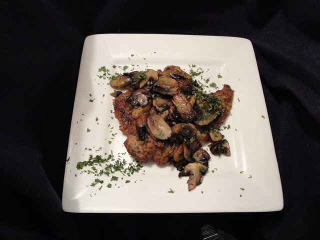 Chicken or Veal Siciliano